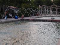 Fuente del parque de los Colomas