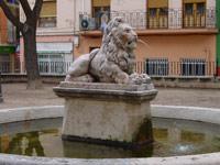 La Fuente del Leon