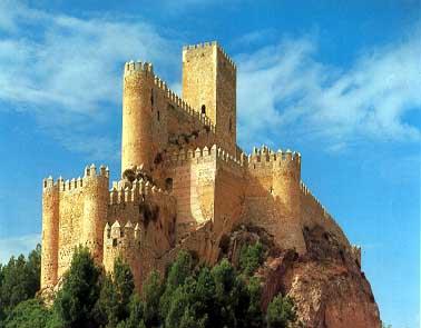 El Castillo de Almansa